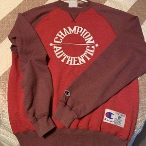 Vintage Oversized Champion crewneck